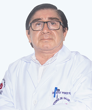 Dr. Eloy Vicente Ponce Ponce